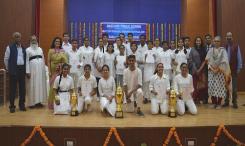36th INTER - SCHOOL DEBATE COMPETITION