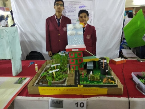 CBSE SCIENCE EXHIBITION