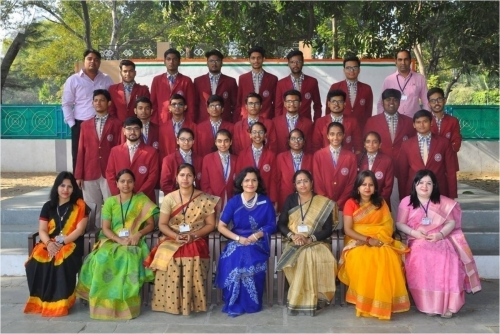 First Batch of Std. XII 2018-19