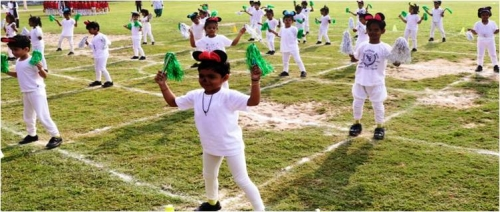 11th Annual Sports Day 2019-20